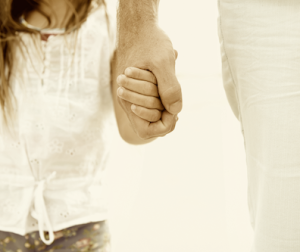 Girl-holding-hand-sepia2